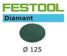 Diamant d125mm