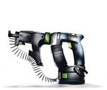 Аккумуляторный шуруповёрт для гипсокартона DWC